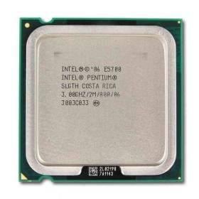 Prosesor Komputer Intel Pentium Dual-Core E5700