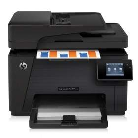 Printer Laser HP Laserjet Pro 100 M177FW