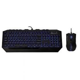 Keyboard Komputer Cooler Master Devastator