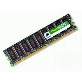 Memory RAM Komputer Corsair Value Select 2GB DDR2 P6400