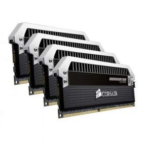 Memory RAM Komputer Corsair Dominator 16GB (4X4GB) DDR3 PC15000