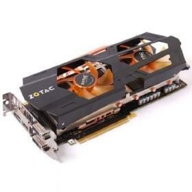 GPU / VGA Card Zotac GTX 670 AMP! Edition 2GB GDDR5