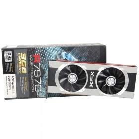 GPU / VGA Card XFX Double D FX-797A-TDBC Radeon HD 7970 3GB GDDR5