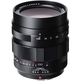 Lensa Kamera Voigtlander 42.5mm f / 0.95 Nokton