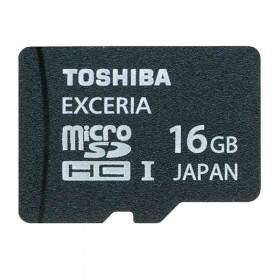 Toshiba Exceria MicroSDHC UHS-I 16GB
