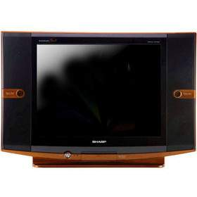 TV Sharp Alexander Slim II 21 in. 21DXS888BR