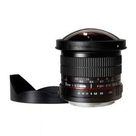 Lensa Kamera Samyang 3.5 / 8mm Fisheye CS II for Sony