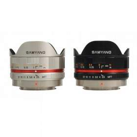 Samyang 7.5mm 1:3.5 UMC Fish-eye