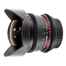 Lensa Kamera Samyang 8mm T3.8 UMC Fish-Eye CS II VDSLR for Canon