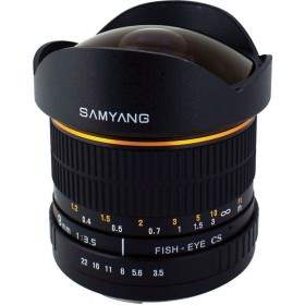 Lensa Kamera Samyang 8mm f / 3.5 fish-eye CS Multi-Coated for Sony
