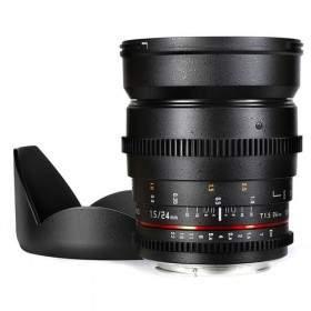 Lensa Kamera Samyang 24mm T1.5 VDSLR