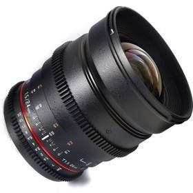 Lensa Kamera Samyang 85mm T1.5 VDSLR