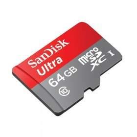 SanDisk Ultra microSDXC Class10 64GB 30MB / s