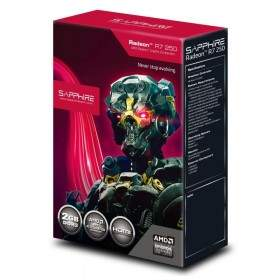 GPU / VGA Card SAPPHIRE R7 250 2GB DDR3