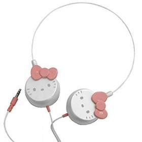Headphone Hello Kitty SAN-41WHPK