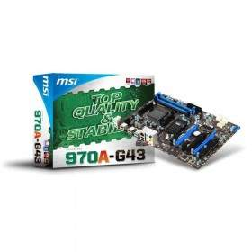 Motherboard MSI 970A-G43