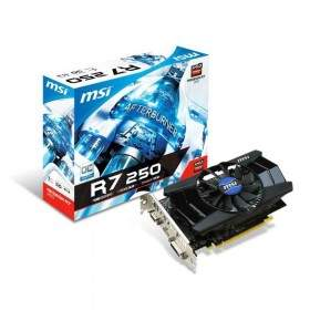 GPU / VGA Card MSI R7 250 1GD5 OC