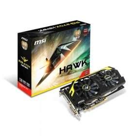 GPU / VGA Card MSI R9 270X Hawk