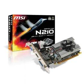 GPU / VGA Card MSI N210-MD1G / D3 1GB DDR3