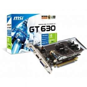 GPU / VGA Card MSI N630GT-MD1GD3 / LP 1GB DDR3