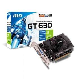 GPU / VGA Card MSI N630GT-MD2GD3 2GB DDR3