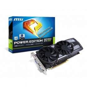 GPU / VGA Card MSI N650 PE 1GD5 / OC 1GB GDDR5