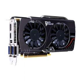 GPU / VGA Card MSI N660 TF OC 2GB GDDR5
