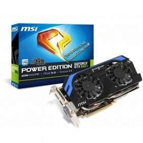 GPU / VGA Card MSI N660TI PE OC 2GB GDDR5