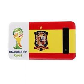 Power Bank Newtech Slim FIFA World Cup Spanyol 6000mAh