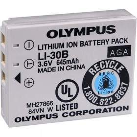 Baterai Kamera Olympus LI-30B