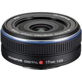 Lensa Kamera Olympus M.Zuiko 17mm f / 2.8