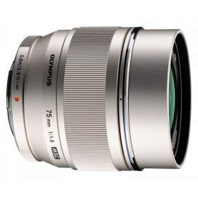 Lensa Kamera Olympus M.Zuiko ED 75mm f / 1.8