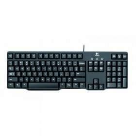 Keyboard Komputer Logitech K100