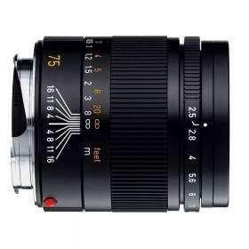 Lensa Kamera LEICA Summarit-M 75mm f / 2.5