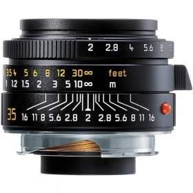 Lensa Kamera LEICA Summicron-M 35mm f / 2.0 ASPH