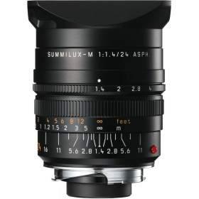 Lensa Kamera LEICA Summilux-M 24mm f / 1.4 ASPH