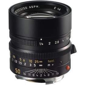Lensa Kamera LEICA Summilux-M 50mm f / 1.4 ASPH