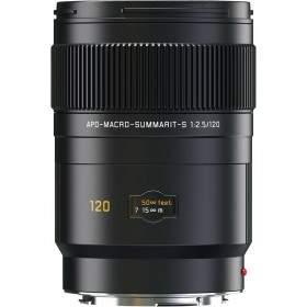 Lensa Kamera LEICA APO Macro Summarit-S 120mm f / 2.5