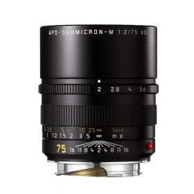 Lensa Kamera LEICA APO Summicron-M 75mm f / 2.0 ASPH