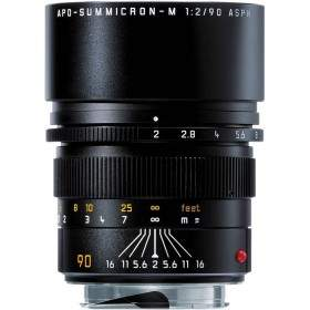 Lensa Kamera LEICA APO Summicron-M 90mm f / 2.0 ASPH