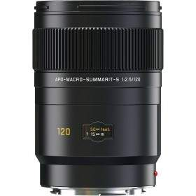 Lensa Kamera LEICA APO Macro Summarit-S 120mm f / 2.5 CS
