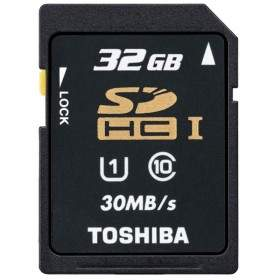 Toshiba SDHC 32GB Class 10 K032GR7AR30