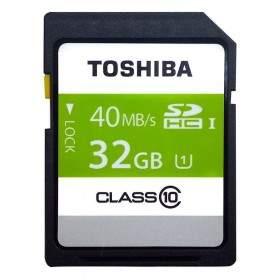 Memory Card / Kartu Memori Toshiba SDHC 32GB Class 10 K032GR7AR040A