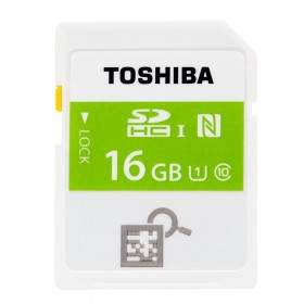 Memory Card / Kartu Memori Toshiba SDHC 16GB Class 10 R016R7ULN01A