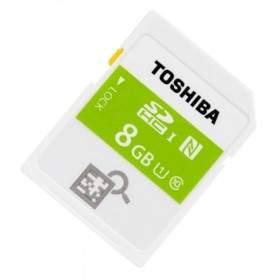 Memory Card / Kartu Memori Toshiba SDHC 8GB Class 10 R008R7ULN01A