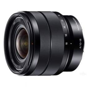 Sony 10-18mm f / 4 Wide Angle
