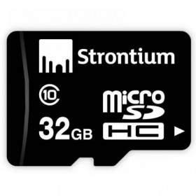 Strontium Basic microSDHC SR32GTFC10 32GB Class 10