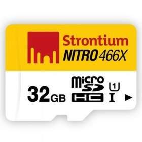Strontium Nitro 466X microSDHC SRN32GTFU1 32GB Class 10