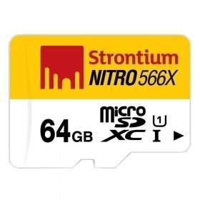 Strontium Nitro 566X microSDXC SRN64GTFU1 64GB Class 10