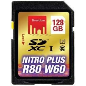 Strontium Nitro Plus 4K SDHC SRP128GSDU1 128GB Class 10
